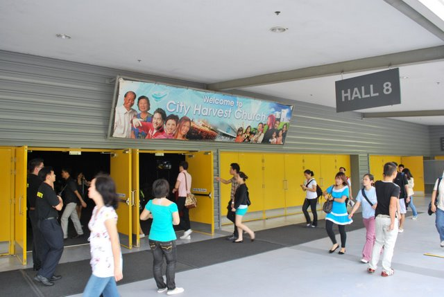 ExpoHall 8 入口